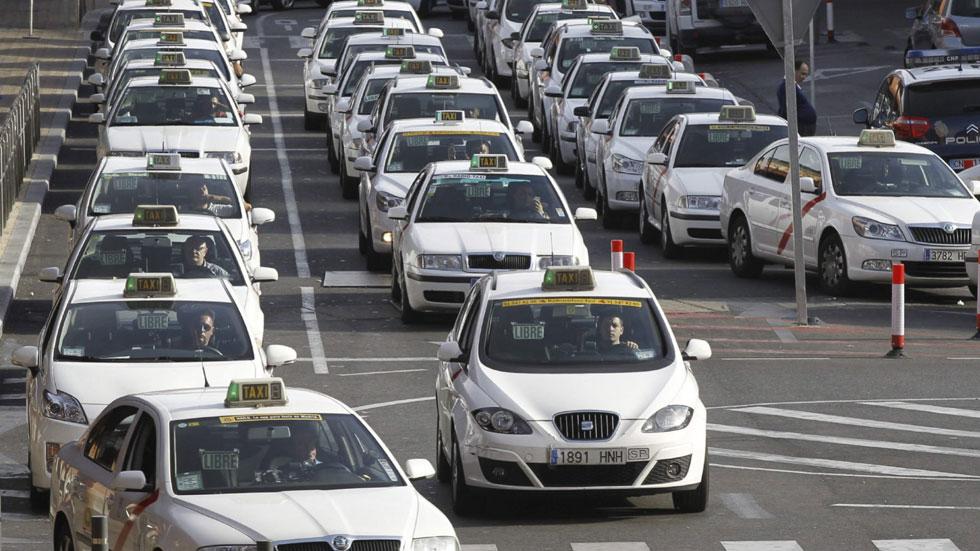 Huelga de taxistas en España: todo lo que debes saber