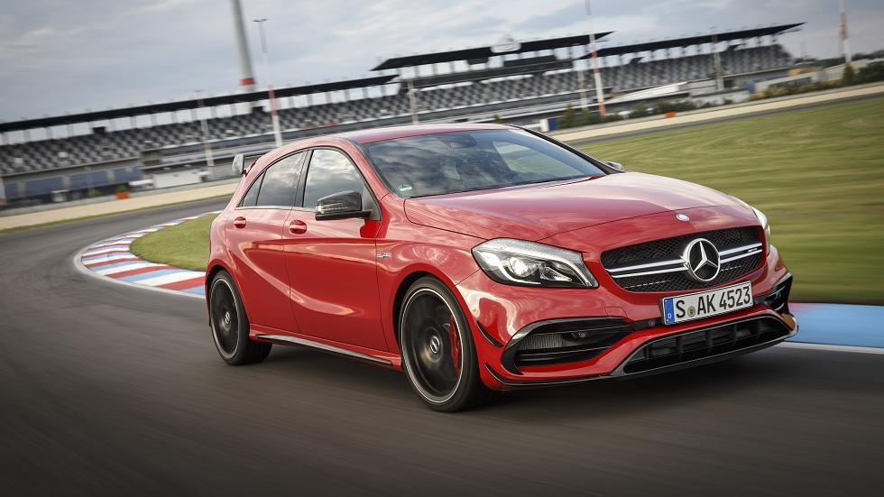 Nuevo Mercedes Clase A 2018: tendrá varias versiones AMG