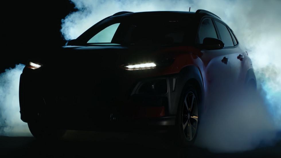 Hyundai Kona: más imágenes y vídeo del nuevo SUV