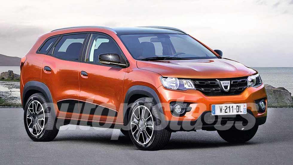 Dacia Duster 2018: así será el nuevo SUV low cost