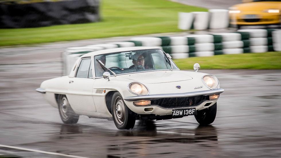 50 años del motor rotativo de Mazda