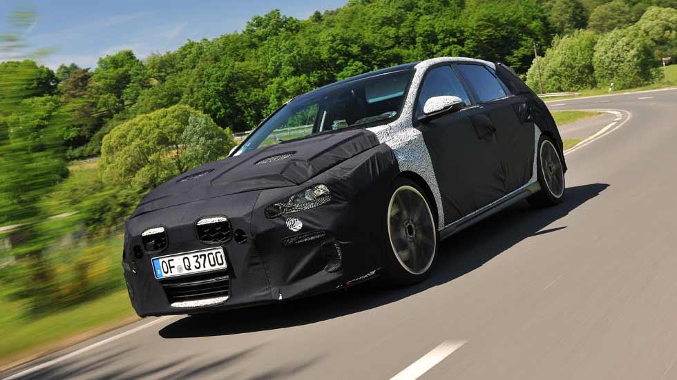 Hyundai i30N: probamos el nuevo GTi deportivo de Hyundai