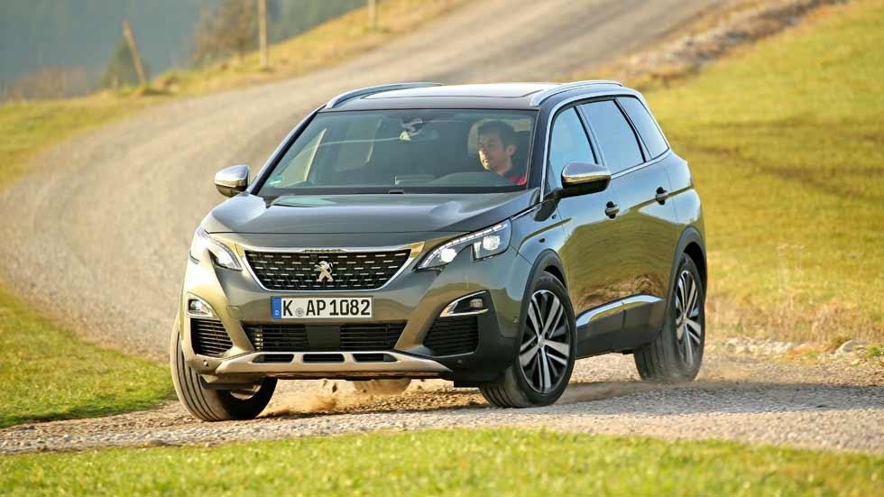 Peugeot 5008 2.0 BlueHDi: superprueba al SUV con todas las mediciones
