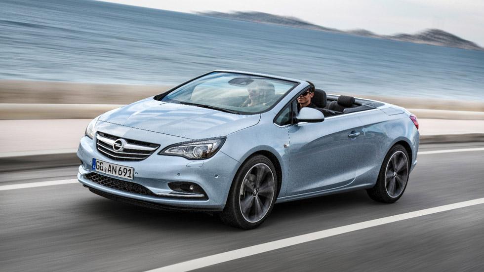 Opel Cabrio Sport Edition, más equipamiento sin coste añadido