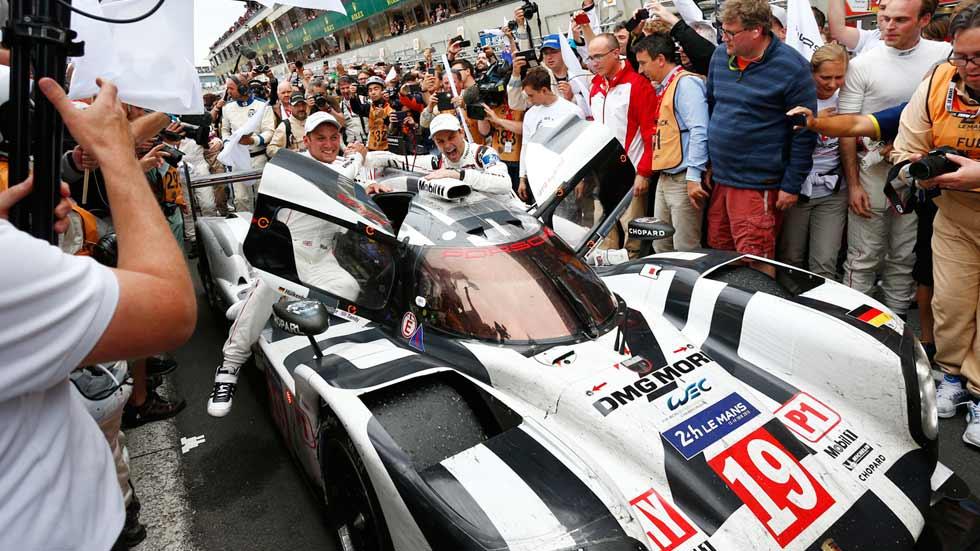 Las 20 claves del Porsche 919 Hybrid y Le Mans