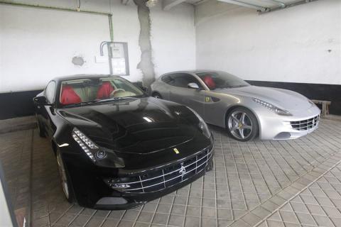 Los dos Ferrari del Rey Juan Carlos, a subasta… ¡y a mitad de precio!