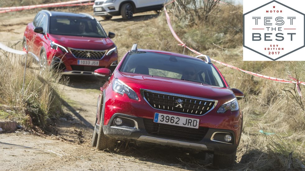 ¡Ven hoy al Test The Best SUV!: el mayor evento para probar coches en España