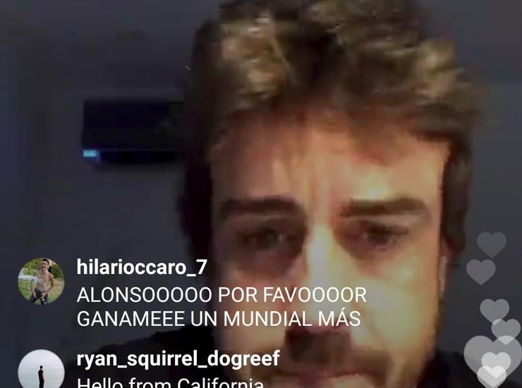 """Alonso sobre su futuro: """"tomaré decisiones tras el verano"""""""