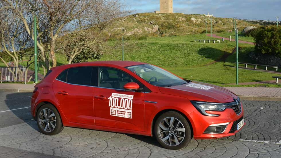 Renault Mégane 1.6 dCi 130: todos los gastos de nuestra prueba de 100.000 km