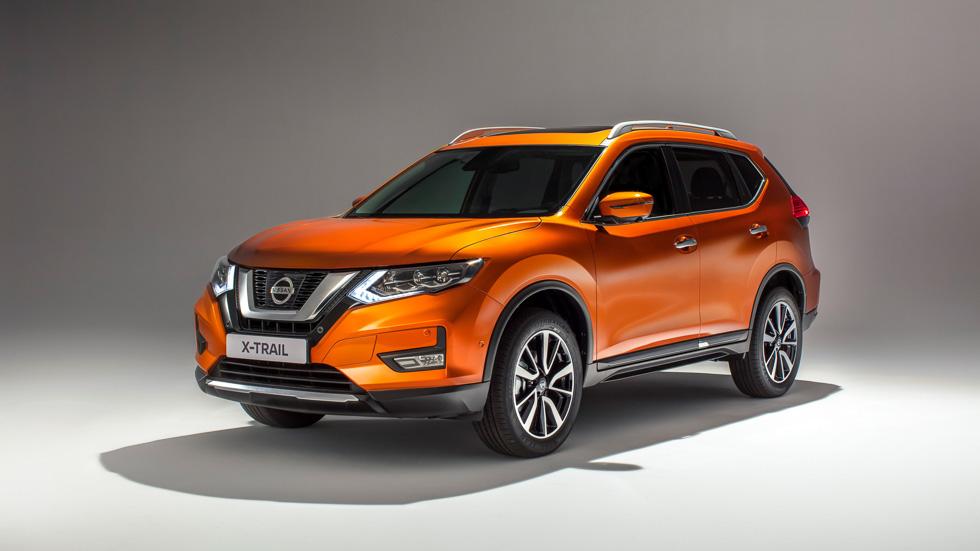 Nissan X-Trail 2017: la conducción semi-autónoma llega al SUV de 7 plazas