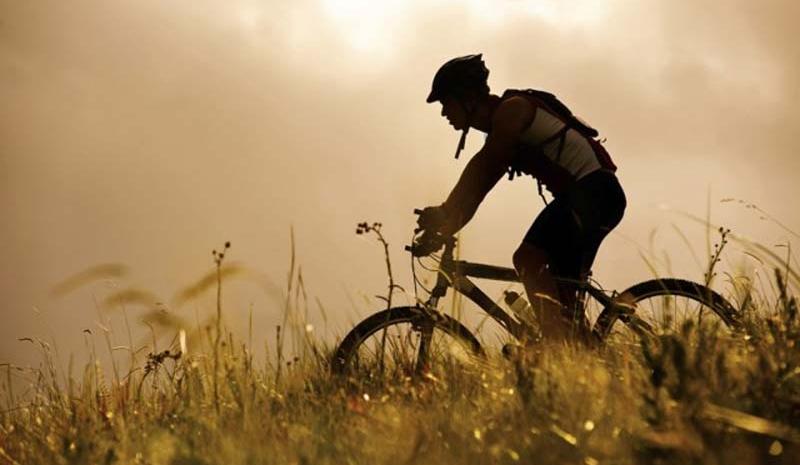 Un reto: 100km en la bici de montaña