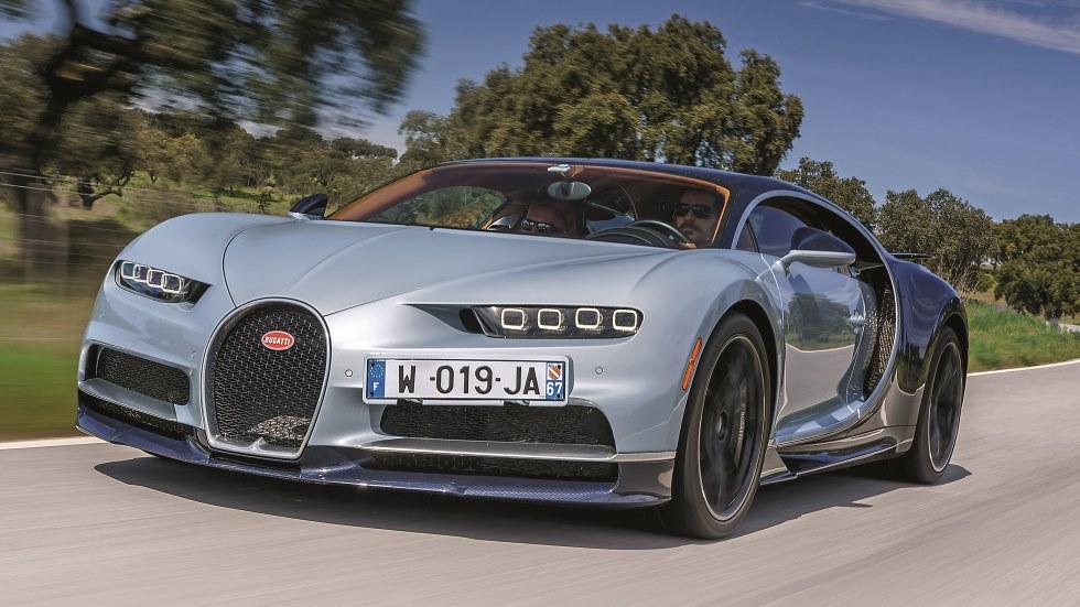 Bugatti Chiron: probamos el futuro coche de Cristiano Ronaldo