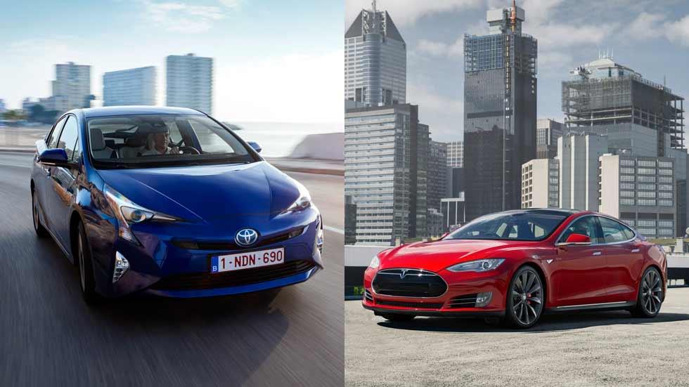 Toyota, la marca de coches más valiosa de 2017 y... Tesla la que más crece