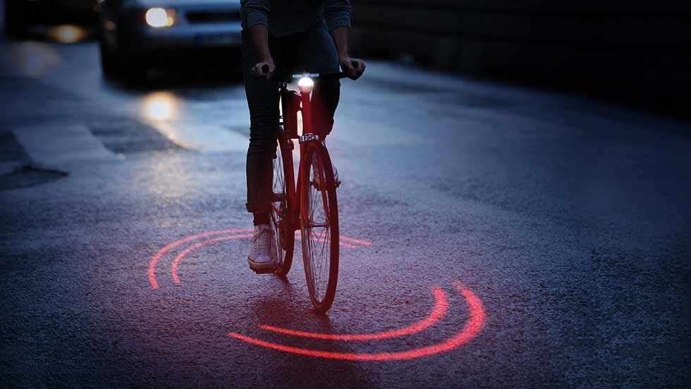 BikeSphere, el sorprendente sistema de Michelin para proteger al ciclista
