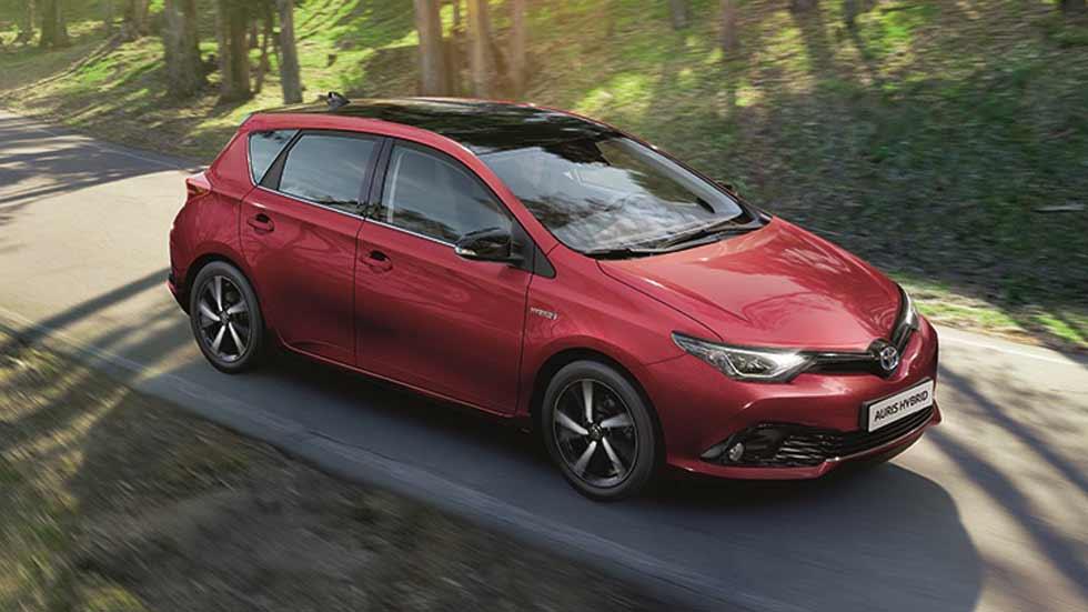 Toyota Auris Bi-tono: más equipamiento a buen precio