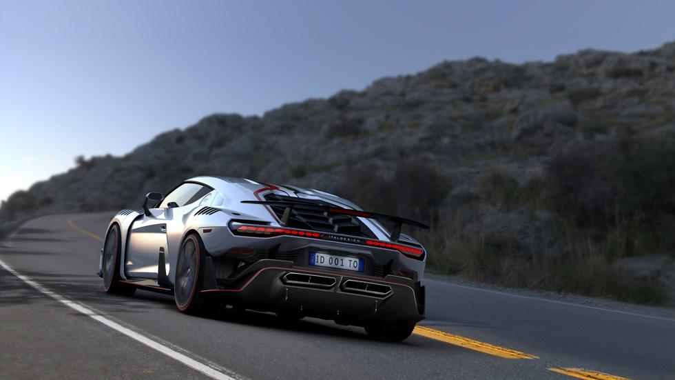 Así serán el coche y los superdeportivos del futuro, según Italdesign