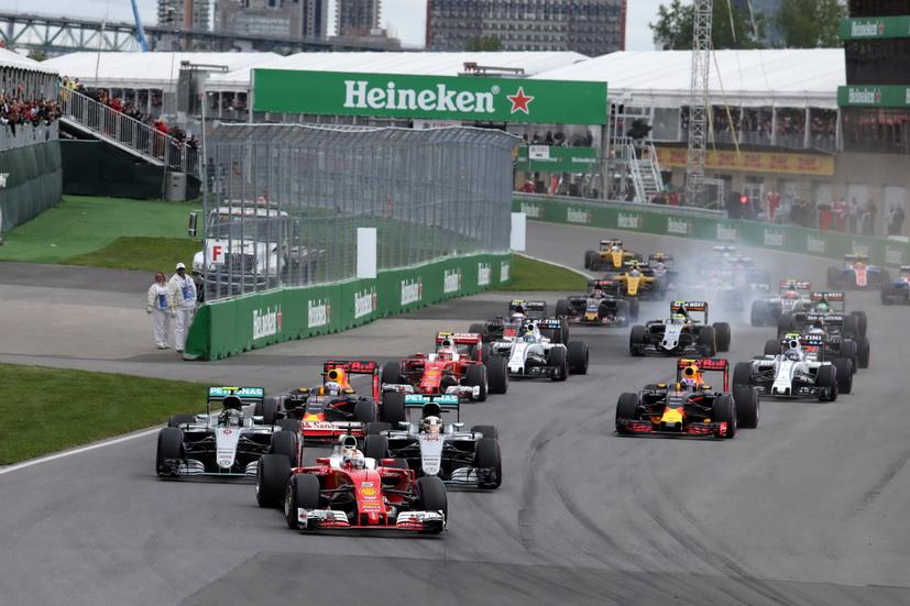 GP de Canadá de F1: el circuito Gilles Villeneuve, una pista muy rápida