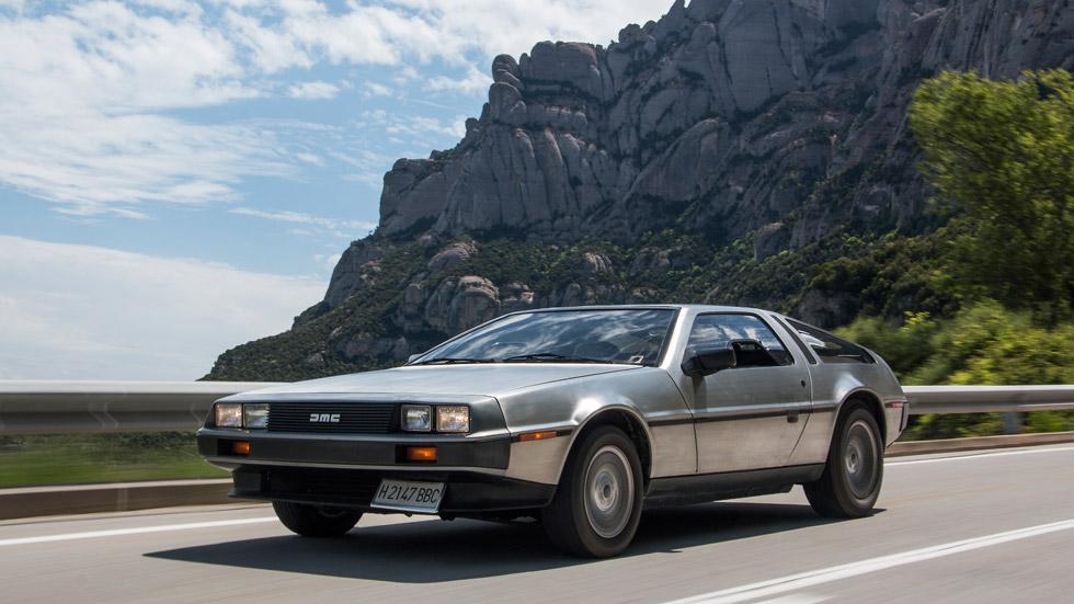 ¡Regreso al futuro! Probamos el DeLorean con Motor Clásico (vídeo)