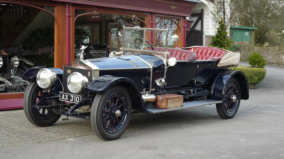 """Los mejores coches del Concurso de elegancia """"City Concours"""" de Londres: ¡menuda colección!"""