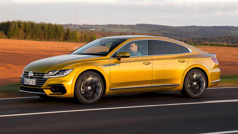 Volkswagen Arteon: prueba y precios de la nueva berlina coupé