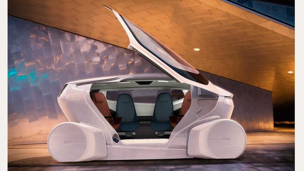 NEVS InMotion Concept, ¿el coche autónomo y eléctrico definitivo?