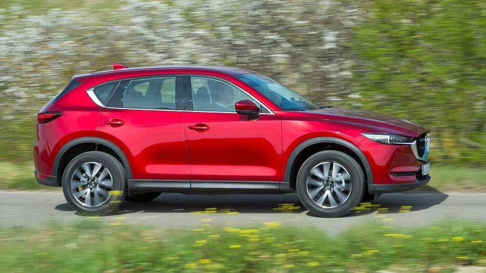 Mazda CX-5 2.2 Skyactiv-D 175 AWD: opiniones y consumo real