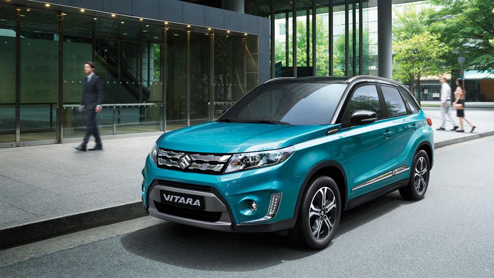 Suzuki Vitara, personaliza tu SUV hasta con 70 millones de opciones
