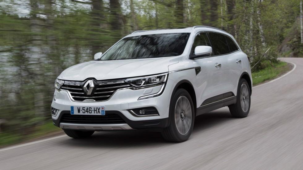 Renault Koleos: ¡probamos el nuevo gran SUV familiar!
