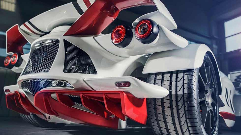 Tramontana: los desconocidos y divertidos coches de la marca española