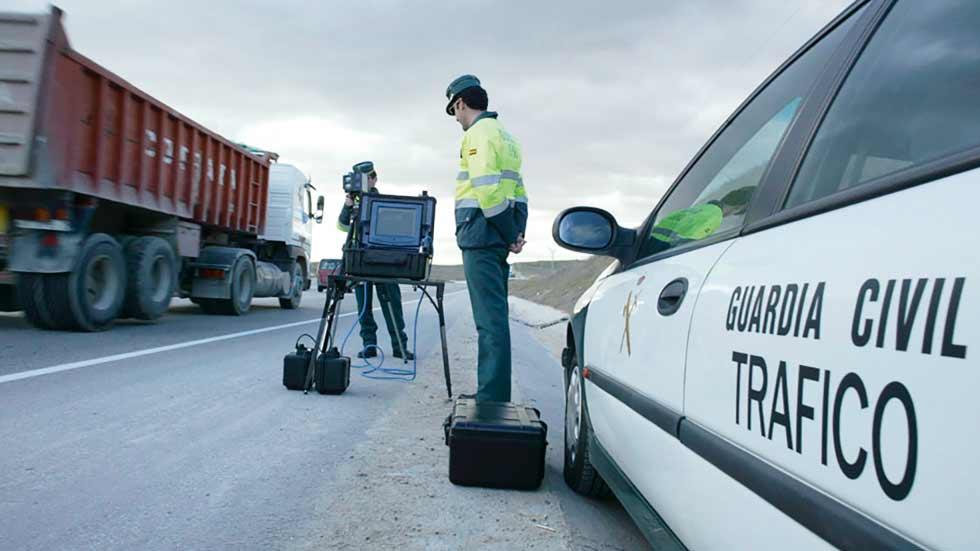 Carreteras secundarias: las multas más habituales