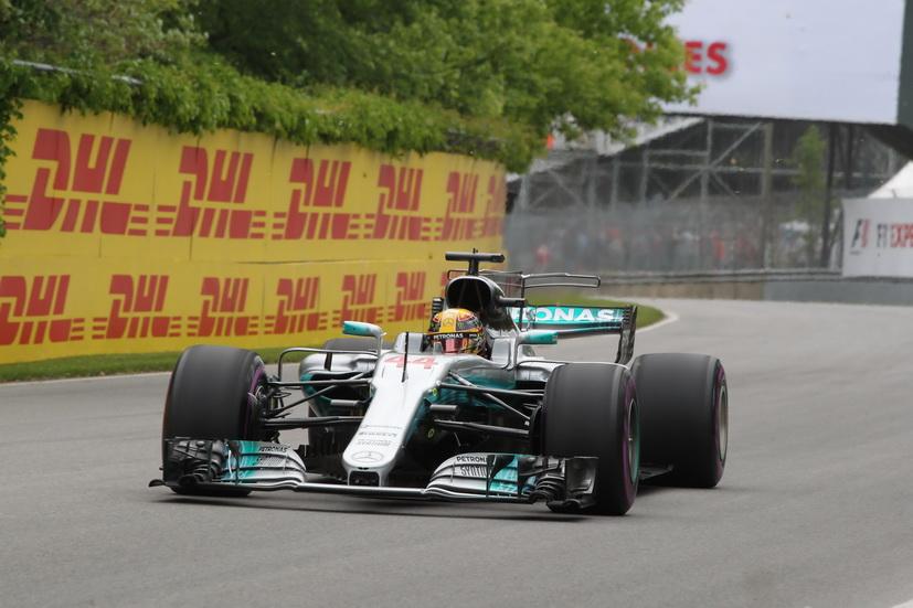GP de Canadá de F1: Hamilton por delante de Vettel