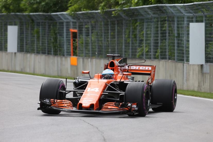 """GP de Canadá de F1: """"Una jornada con contratiempos"""", según Alonso"""