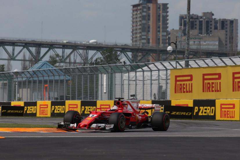GP de Canadá de F1: dominio rojo en Montreal durante la sesión libre