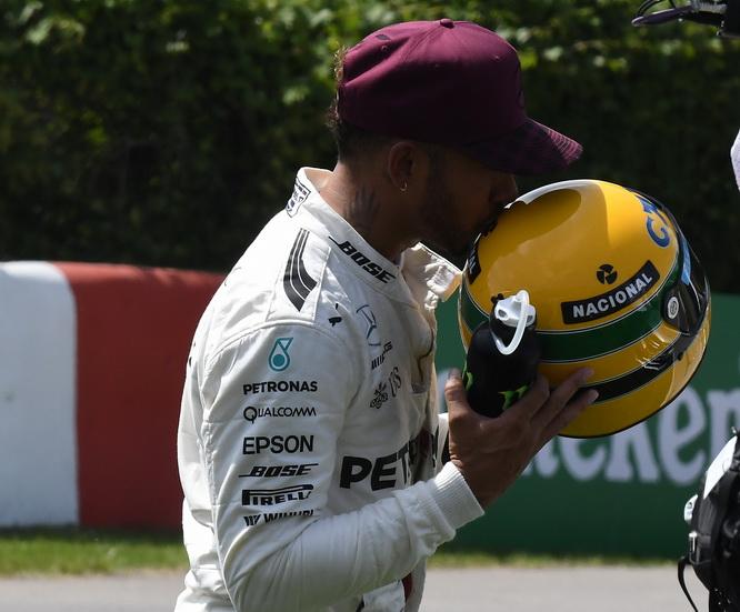 GP de Canadá de F1: pole position de récord para Lewis Hamilton