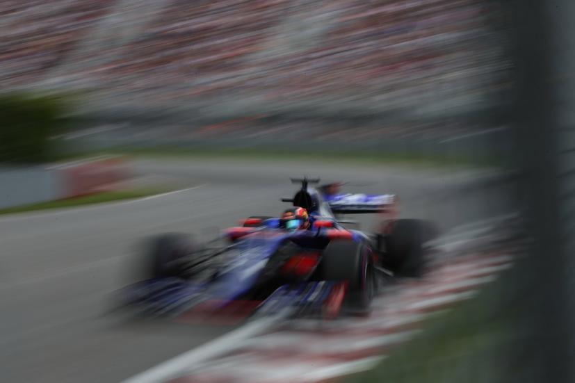 GP de Canadá de F1: Sainz fue interrumpido por su compañero