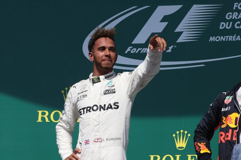 GP de Canadá de F1: Hamilton consigue su cuarto Grand Chelem