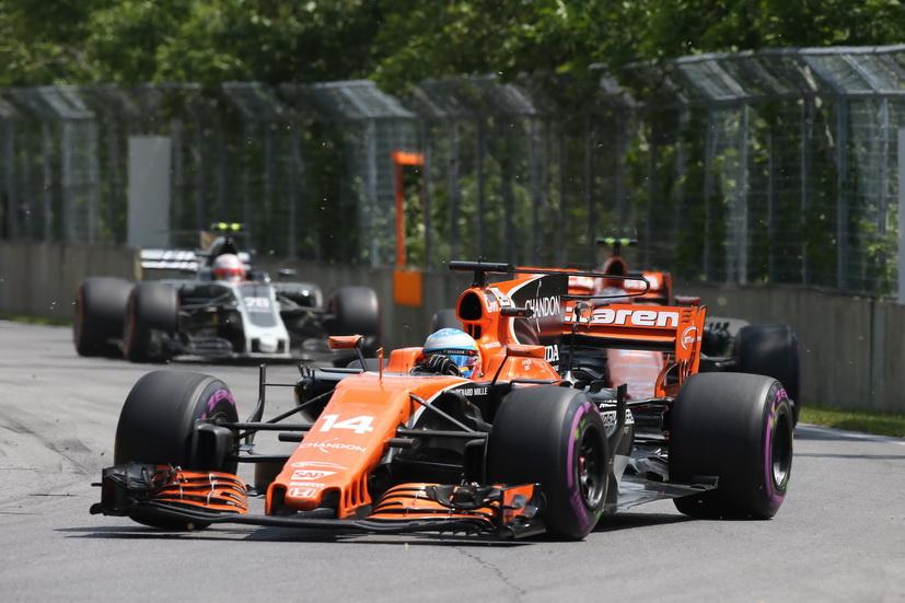 GP de Canadá de F1: Alonso abandona cuando estaba en los puntos