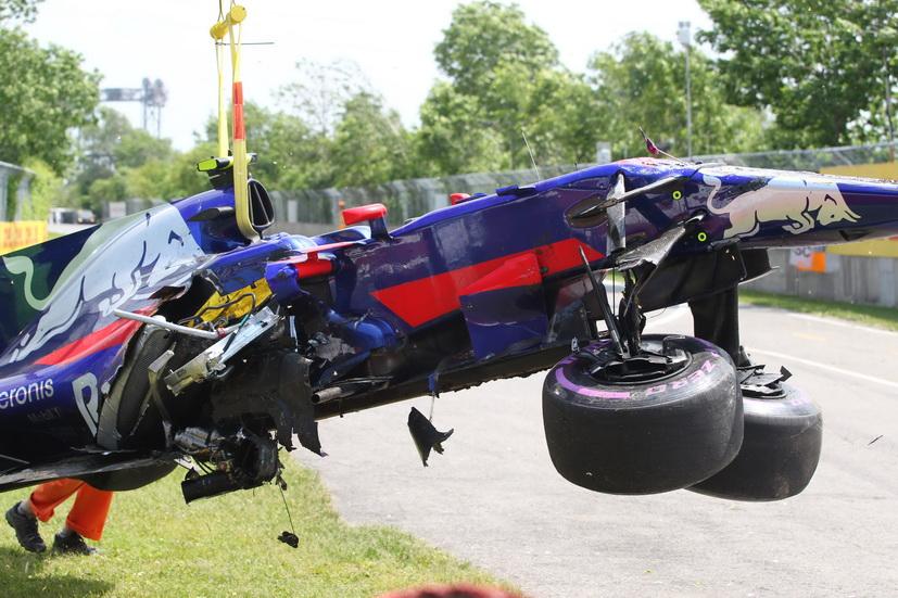 GP de Canadá de F1: abandono y sanción para Sainz