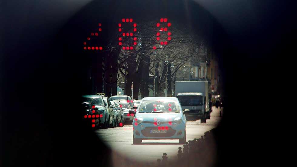 El radar láser inteligente que ya se utiliza para multar