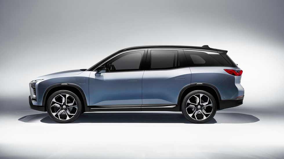 Nio ES8: el nuevo SUV eléctrico que llegará en 2018