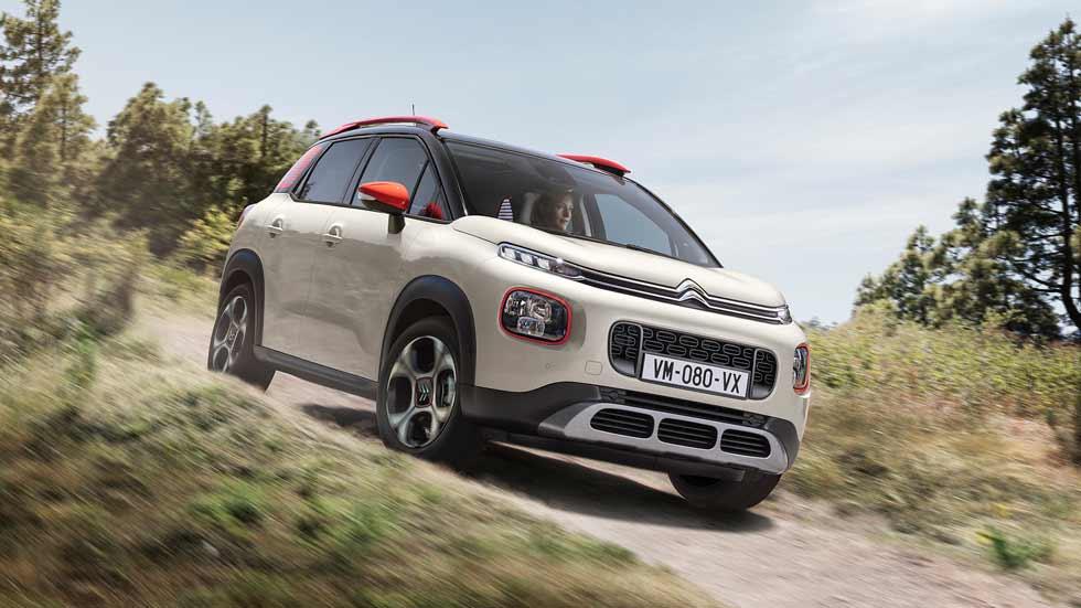 Citroën C3 Aircross: todos los datos y fotos del nuevo SUV pequeño