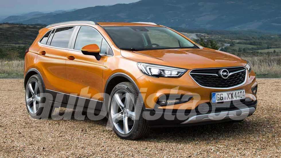 Opel Omega X: ¿un nuevo gran SUV con la base del Peugeot 5008?