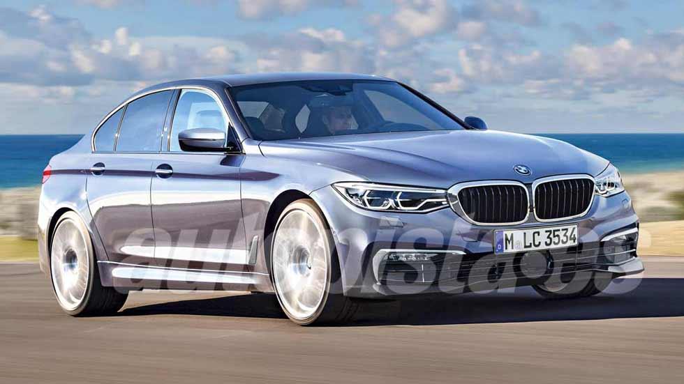 Revista Autopista 3.012: así será el futuro BMW Serie 3