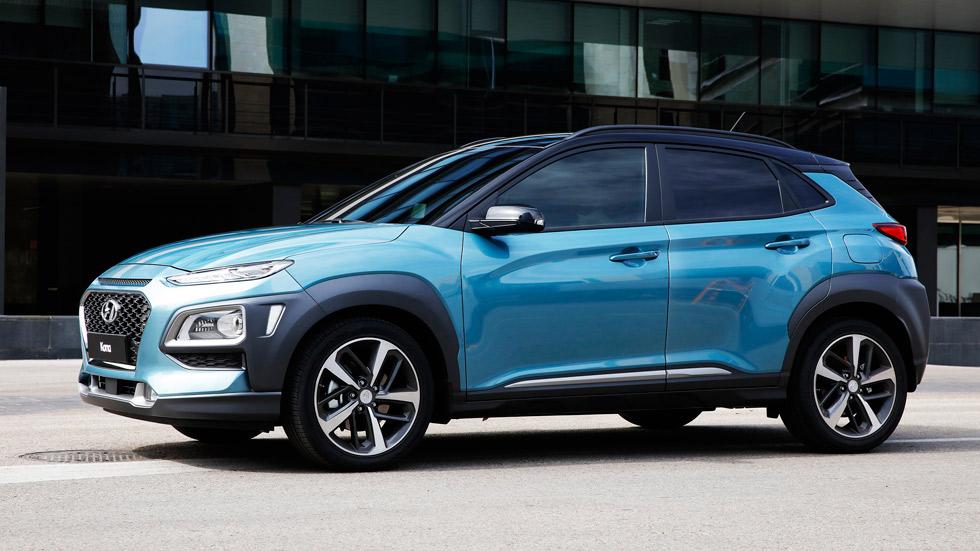 Hyundai Kona: todos los datos y fotos del SUV urbano