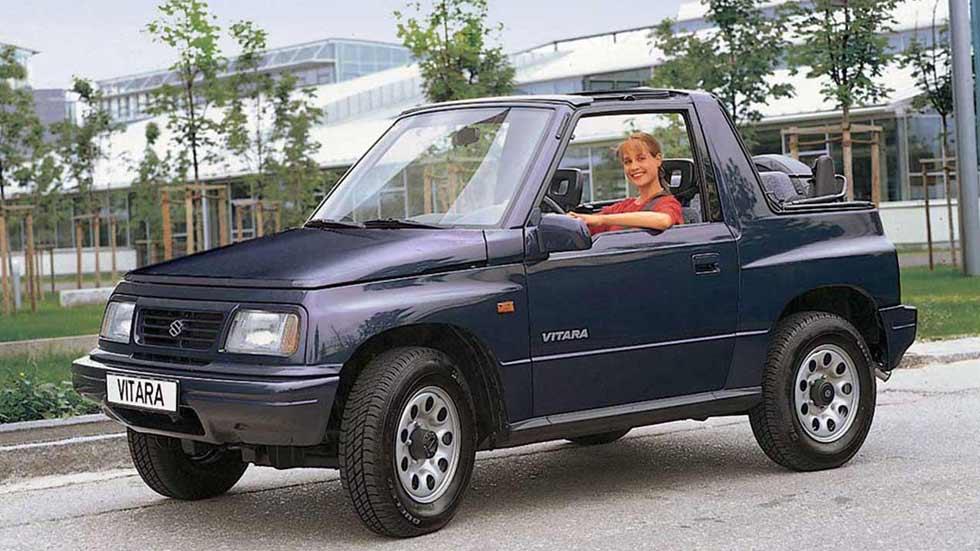 Suzuki Vitara: la historia de un SUV y sus versiones míticas