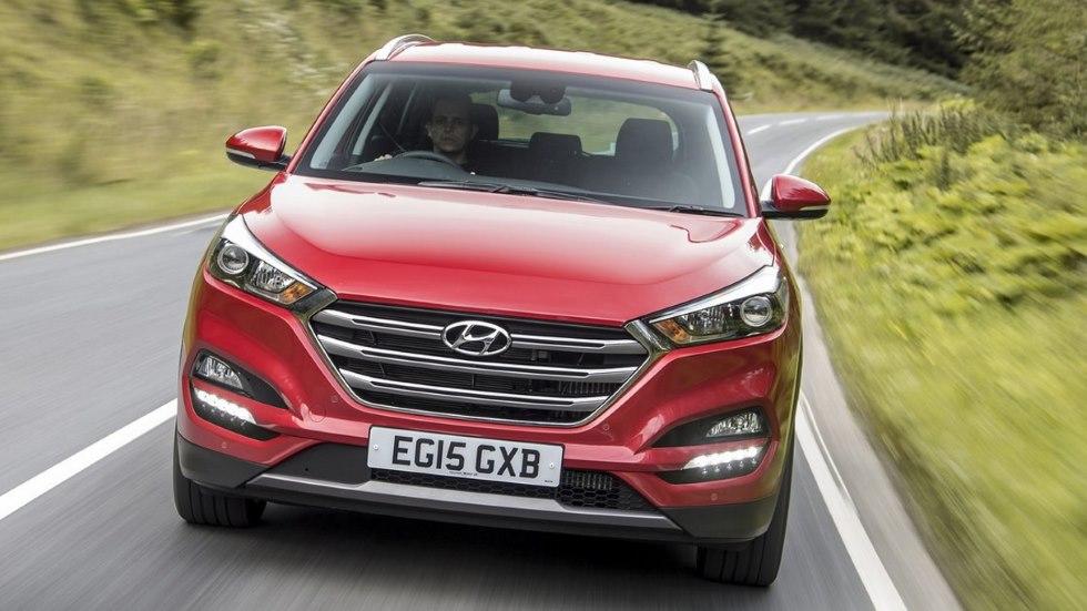 """Hyundai lanzará otros dos SUV: un """"súper"""" Tucson y un """"mini"""" Kona"""