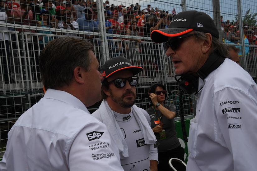 ¿Qué ganarían McLaren y Alonso sin Honda? Lo analizamos