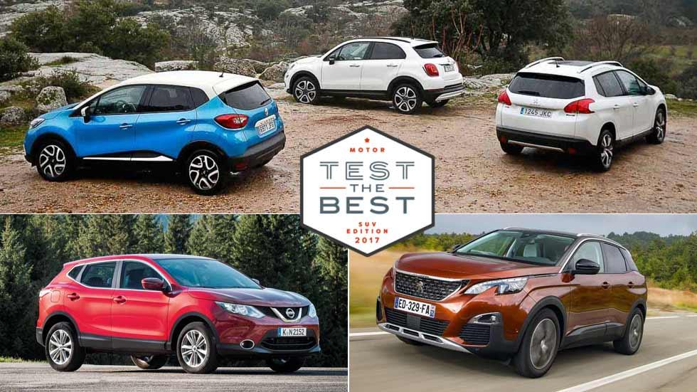 Todo a punto para el Test The Best SUV, el mayor evento para probar coches en España
