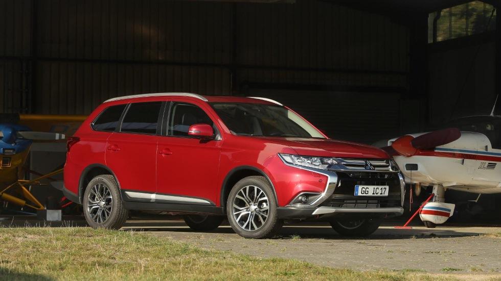 Mitsubishi Outlander: nueva versión gasolina de 7 plazas