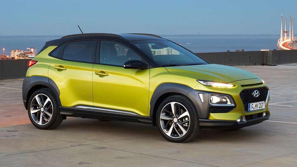 Hyundai Kona: más fotos y vídeo del nuevo SUV
